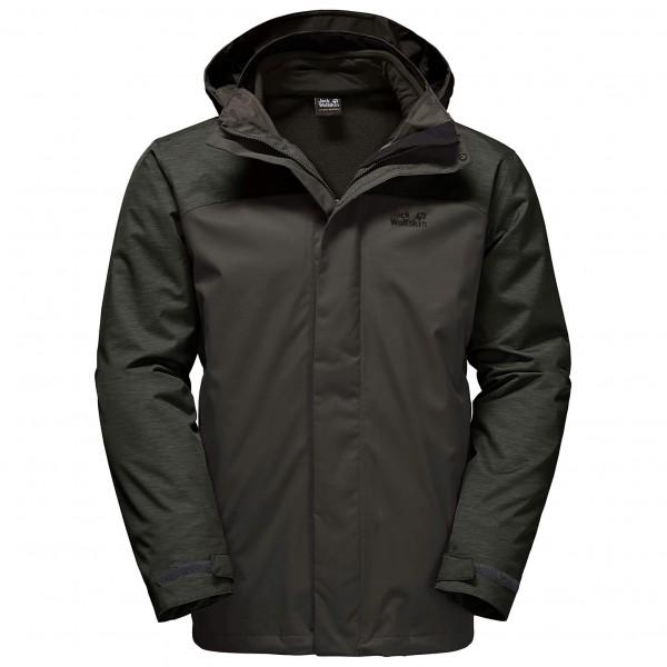 Jack Wolfskin - Echo Lake - Kaksiosainen takki