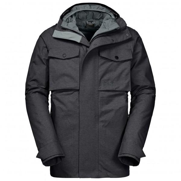 Jack Wolfskin - Pacific Rim - Kaksiosainen takki