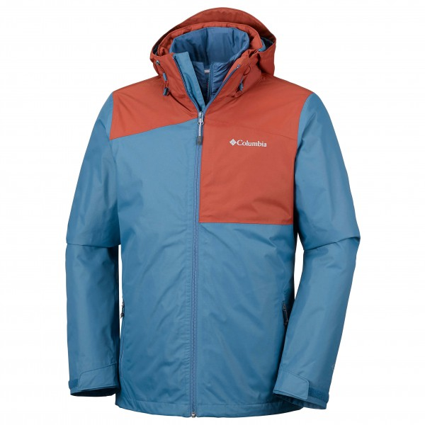 Columbia - Aravis Explorer Interchange Jacket - 3 i 1-jakke