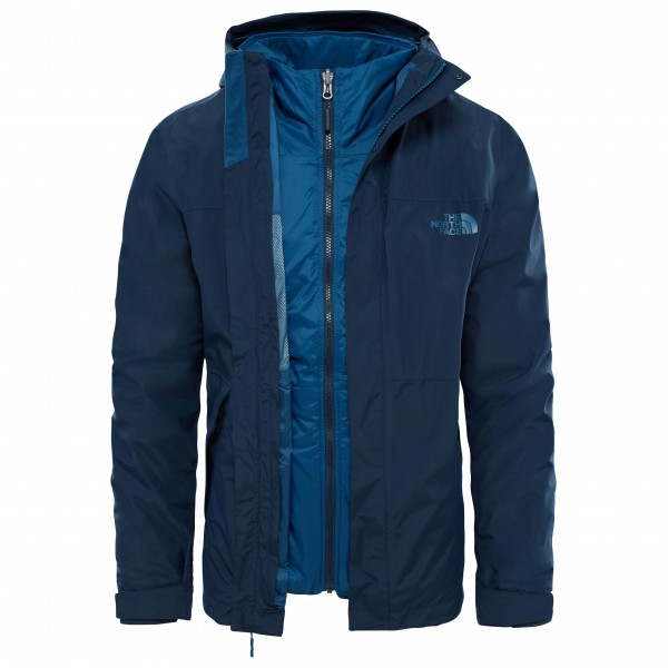 The North Face - Naslund Triclimate - Veste 3 en 1