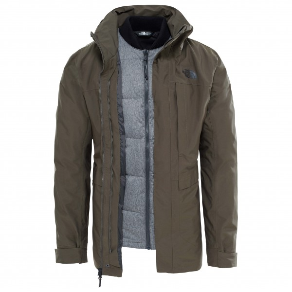 The North Face - Outer Boro Triclimate Jacket - 3 i 1-jakke