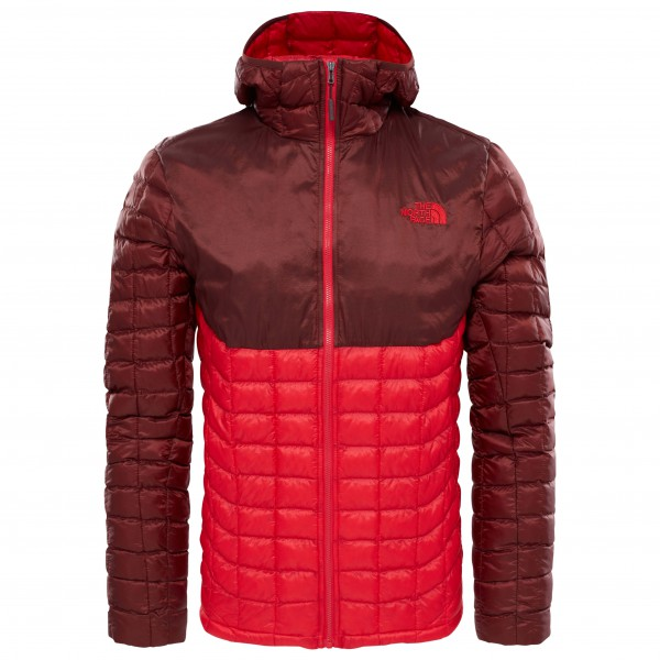 The North Face - Thermoball Hooded Jacket - Synthetic jacket