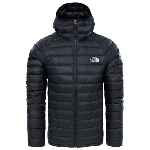 The North Face Trevail Hoodie Daunenjacke TNF Black TNF Black | XS