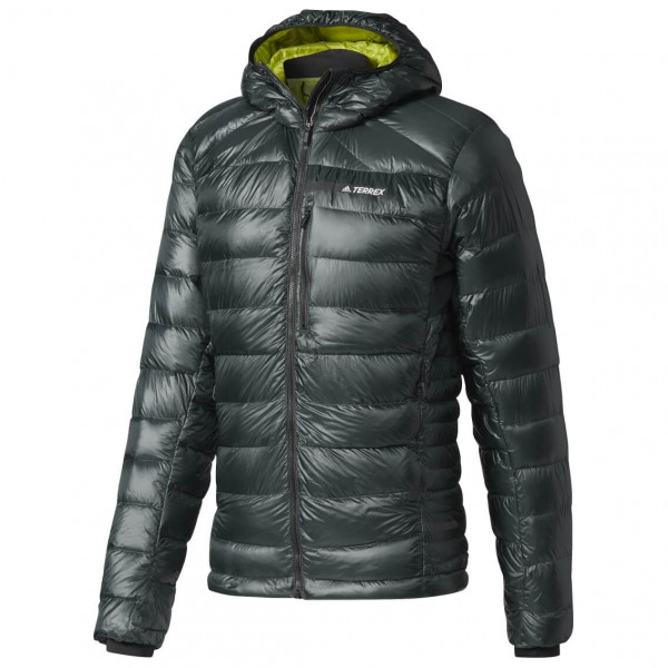 adidas - Terrex Climaheat Agravic Down Hooded Jacket