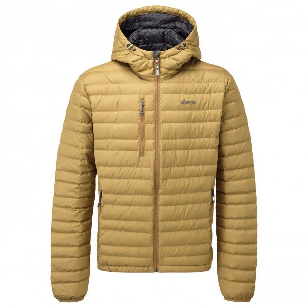 Sherpa - Nangpala Hooded Jacket - Dunjacka