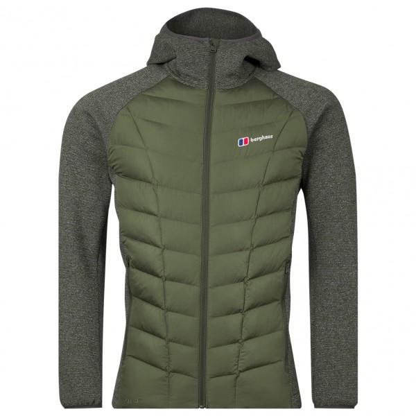 Berghaus - Duneline Hybrid Fleece Jacket - Syntetisk jakke