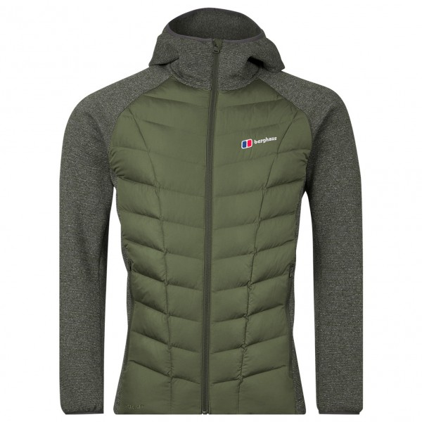 Berghaus - Duneline Hybrid Fleece Jacket - Syntetjacka