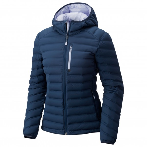 Mountain Hardwear - Stretchdown Hooded Jacket - Untuvatakki