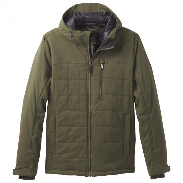 Prana - Zion Quilted Jacket - Talvitakki
