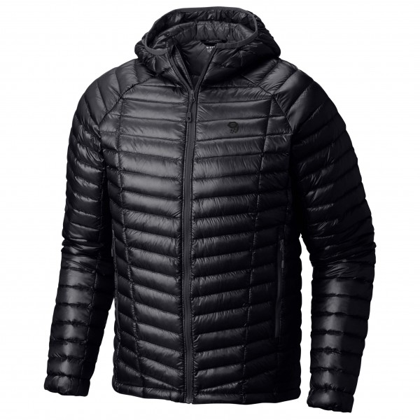 Mountain Hardwear - Ghost Whisperer Hooded Down Jacket