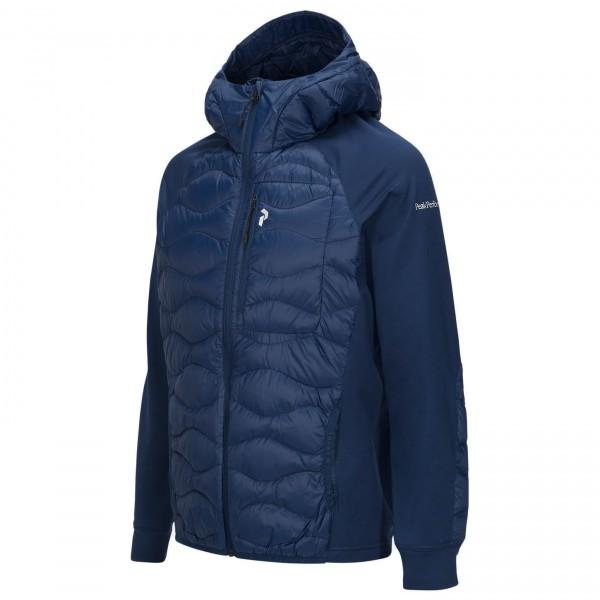 Peak Performance - Helium Hybrid Hooded Jacket - Down jacket