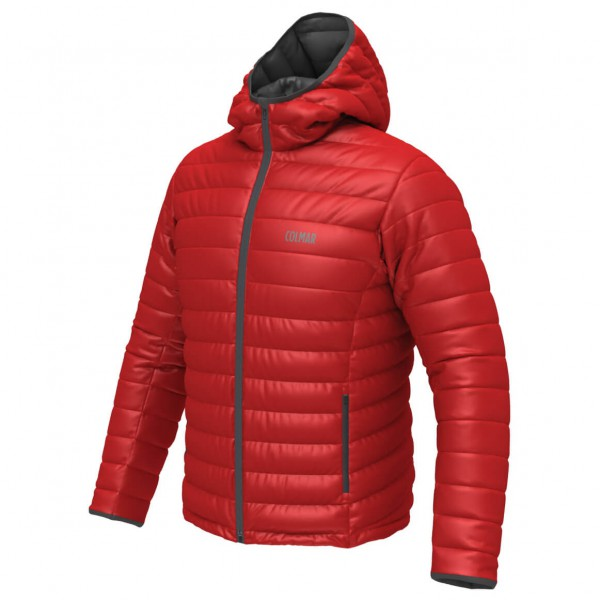 Colmar Active - Hooded Primaloft Quilted Jacket - Synthetic jacket