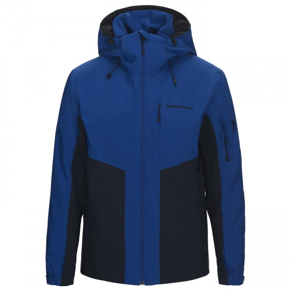Peak Performance - Maroon Race Jacket - Skijack