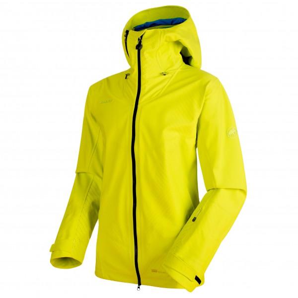 Mammut - Alvier HS Flex Hooded Jacket - Skijacke