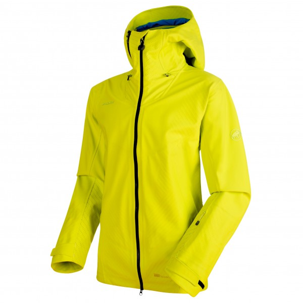 Mammut - Alvier HS Flex Hooded Jacket - Ski jacket