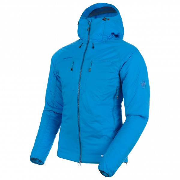 Mammut - Rime In Flex Hooded Jacket - Kunstfaserjacke