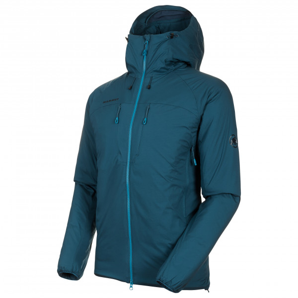 Mammut - Rime In Flex Hooded Jacket - Syntetjacka