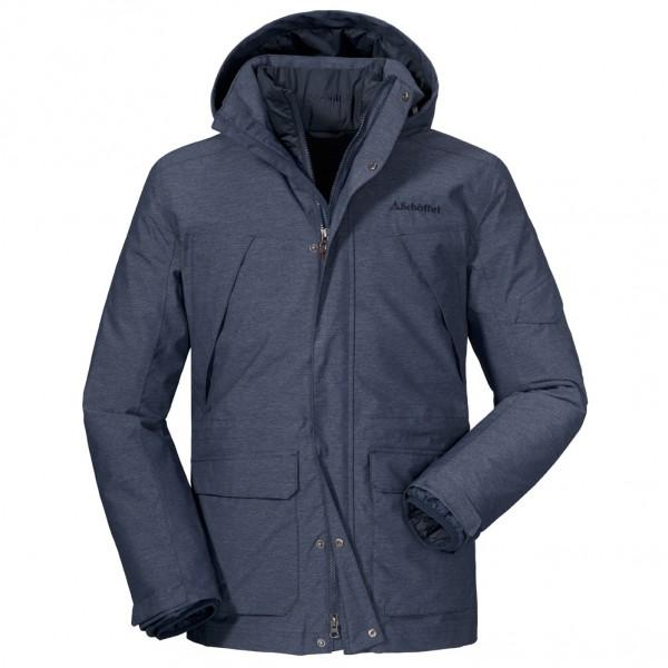 Schöffel - 3in1 Jacket Cusco 2 - Dubbeljacka