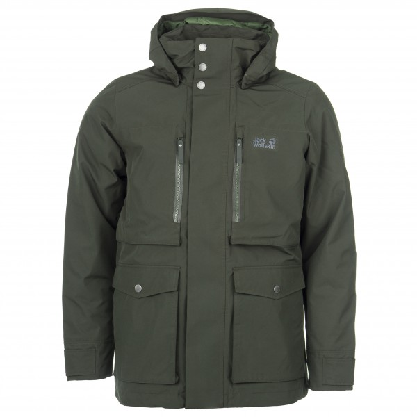 Jack Wolfskin - Bridgeport Bay Jacket - Vinterjakke