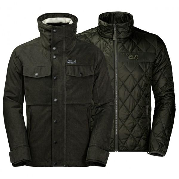 Jack Wolfskin - Fraser Canyon - 3-in-1 jacket