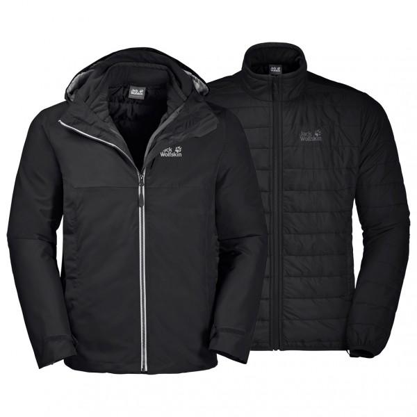 Jack Wolfskin - North Fjord Jacket - 3-in-1 jacket