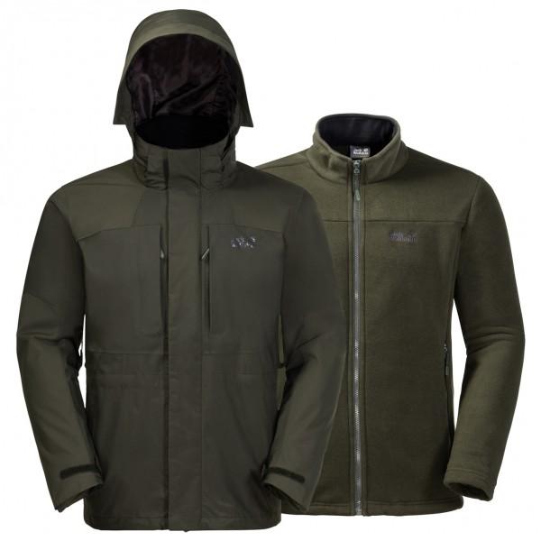 Jack Wolfskin - Thorvald - 3-in-1 jacket