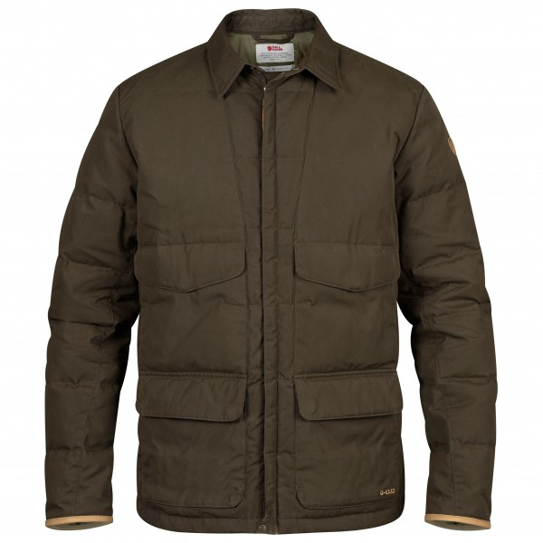 Fjällräven - Sörmland Down Shirt Jacket - Chaqueta de plumas