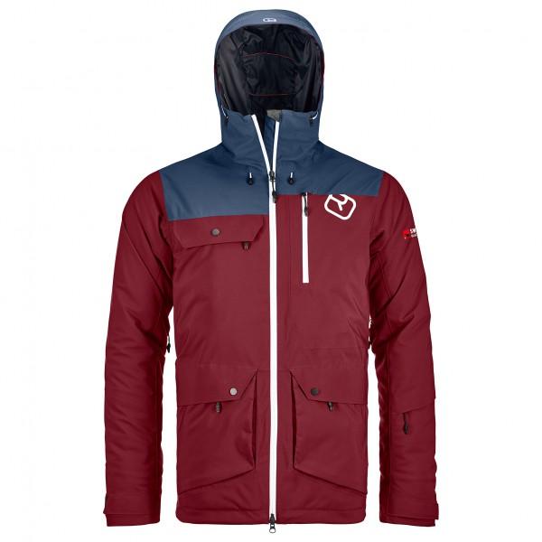 Ortovox - 2L Swisswool Andermatt Jacket - Laskettelutakki