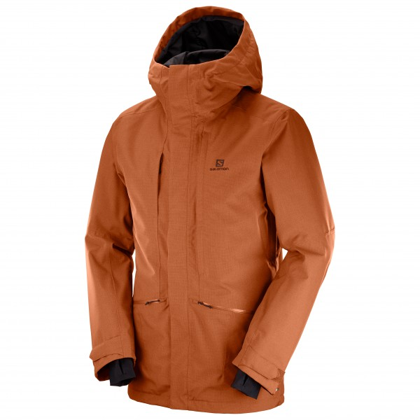 Salomon - QST Snow Jacket - Laskettelutakki