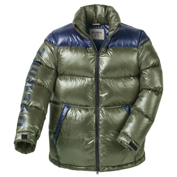 Dolomite - Jacket Cinquantaquattro Special MJ - Donzen jack