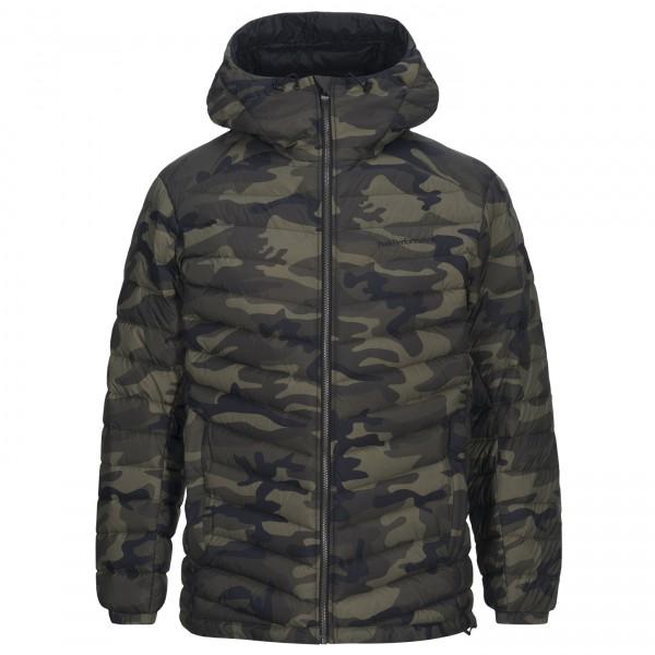 Peak Performance - Frost Down Hood Jacket - Donzen jack