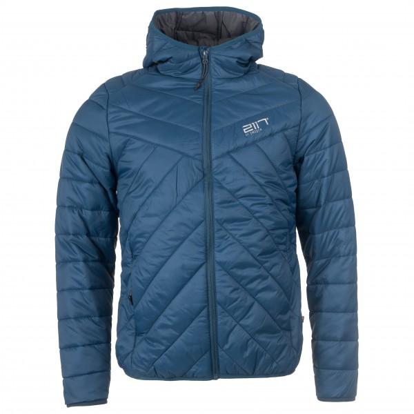 2117 of Sweden - Gotland Jacket With Hood - Syntetjacka