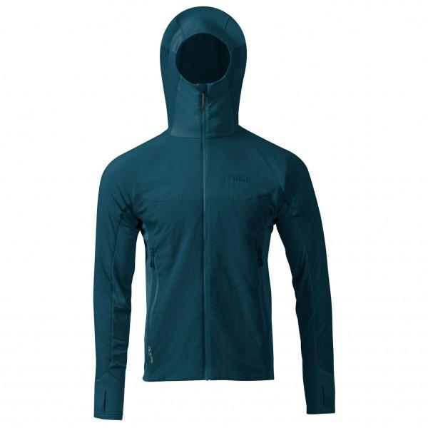 Rab - Alpha Flux Hoody - Syntetisk jakke