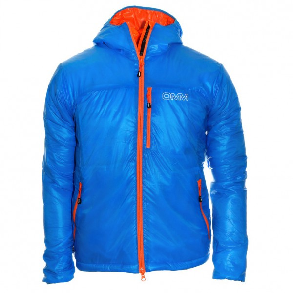 OMM - Mountain Raid Hood Jacket - Syntetjacka