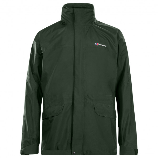 Berghaus - Long Cornice InterActive Shell Jacket - Regnjacka