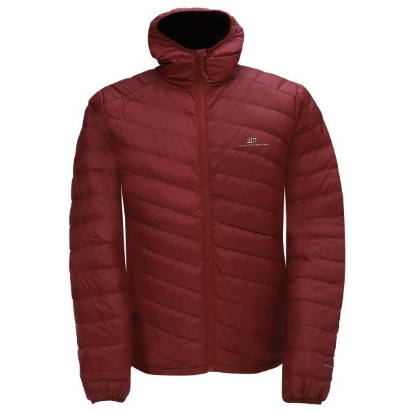 2117 of Sweden - Folkabo Down Jacket With Hood - Dunjakke