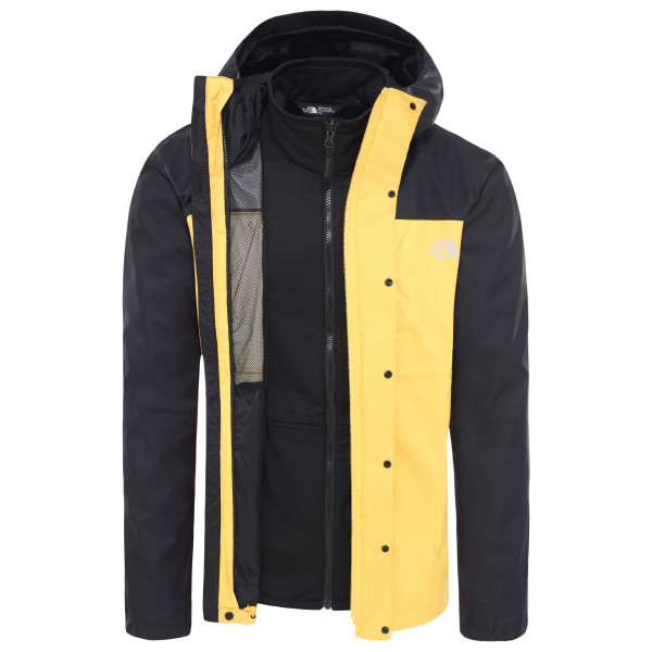 The North Face - Quest Triclimate Jacket - 3 i 1-jakke