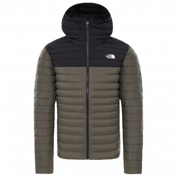 Stretch Down Hoodie - Down jacket