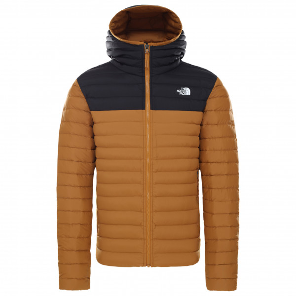 The North Face - Stretch Down Hoodie - Dunjakke