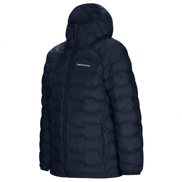 Peak Performance - Argon Hood Jacket - Syntetisk jakke