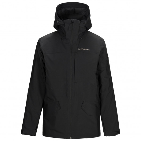 Peak Performance - Maroon Long Jacket - Skijacke