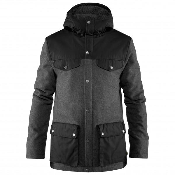 Fjällräven - Greenland Re-Wool Jacket - Vinterjacka