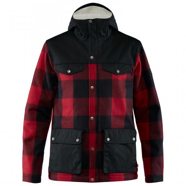 Fjällräven - Greenland Re-Wool Jacket - Winter jacket