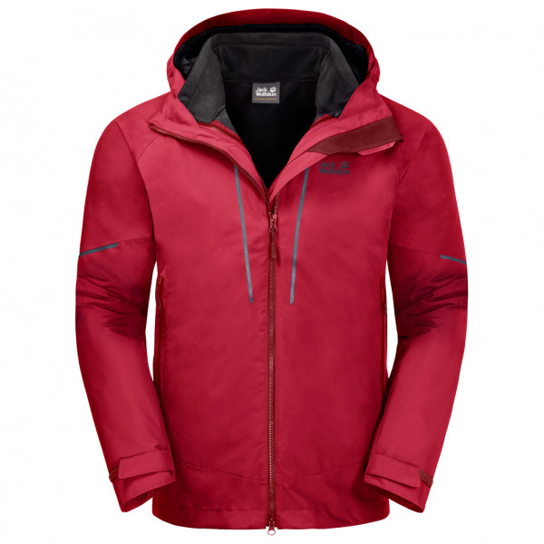 Jack Wolfskin - Sierra Trail 3in1 - 3-in-1 jacket