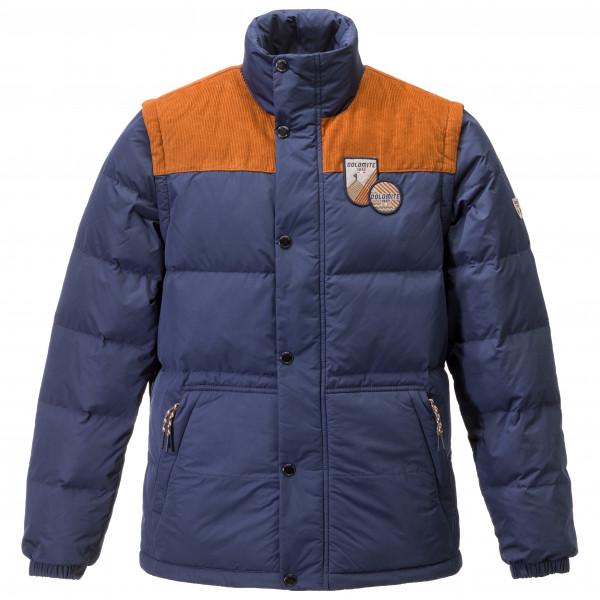 Dolomite - Jacket Velvet 1 - Donzen jack