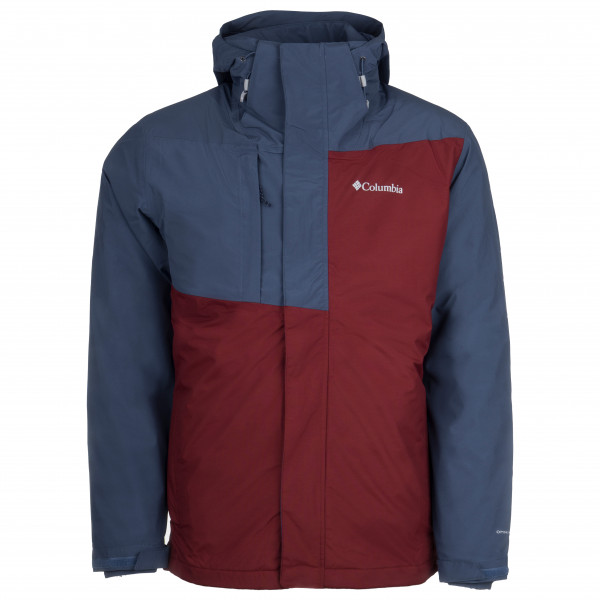 Columbia - Tolt Track Interchange Jacket - 3-in-1 jacket
