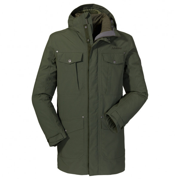 Schöffel - 3in1 Jacket Storm Range M1 - 3-in-1 jacket