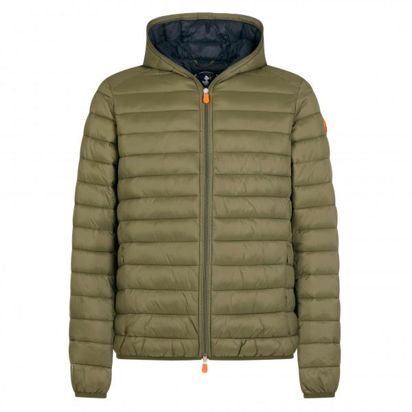 Save the Duck - Giga9 Hooded Jacket - Syntetisk jakke