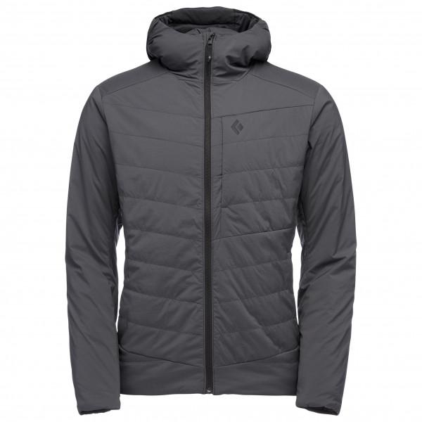Black Diamond - First Light Stretch Hoody - Syntetisk jakke