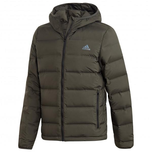 adidas - Helionic Hooded Jacket - Chaqueta de plumas